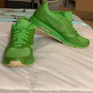 Green Nike Air